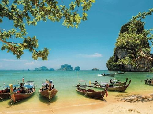 Holidays in Thailand