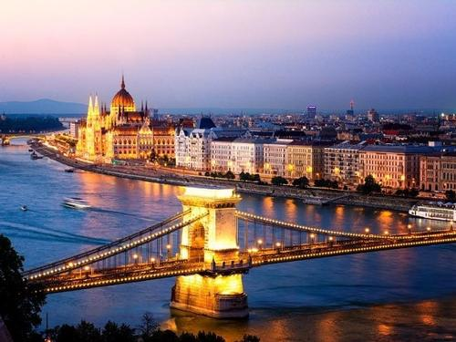 Enjoy Music in Budapest from only €699pps