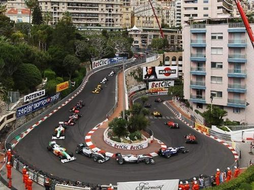Mullingar Travel - Monaco Formula 1 Grand Prix
