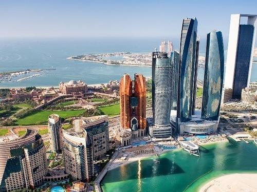 5* Luxury in Abu Dhabi
