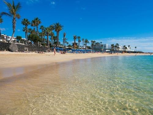 WINTER HOLIDAY IN LANZAROTE - SPAIN