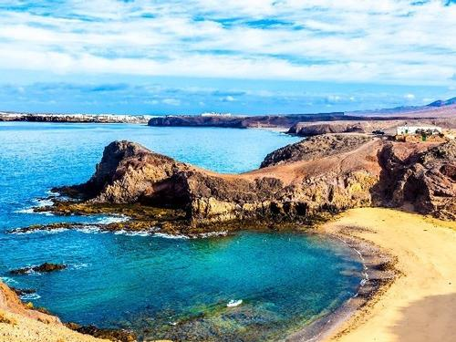 SUMMER HOLIDAY IN LANZAROTE- SPAIN