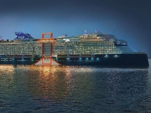 Experience the cutting 'Edge' of Cruise Ships this summer!