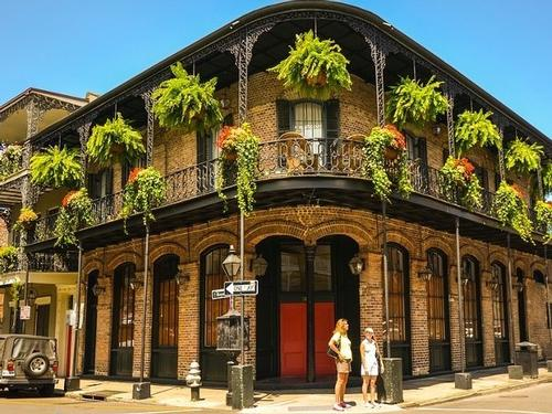 New Orleans and Tours