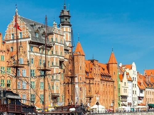 Gdansk - Poland - 7 Day City Deal From Only €267pp*