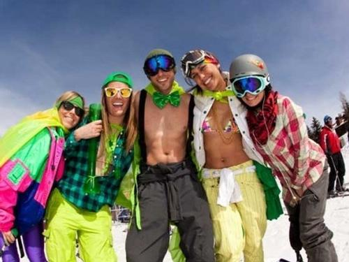 St Patrick's Day Ski - 7 Nights - €499pp**