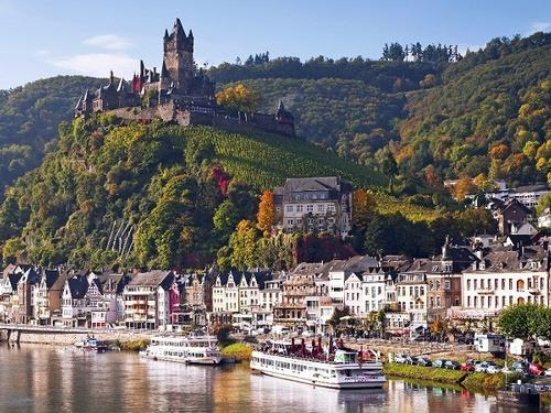 Grenham Travel - River Cruises - Check out our fabulous Offer of up to €400 on board credit on  River Cruises booked before 29 February 2020