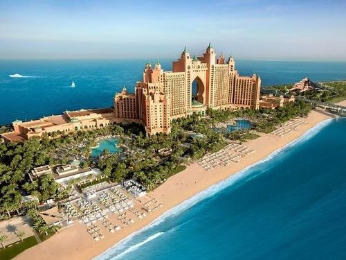 Atlantis The Palm, Dubai ★★★★★  - 5 nights from €1,449pp