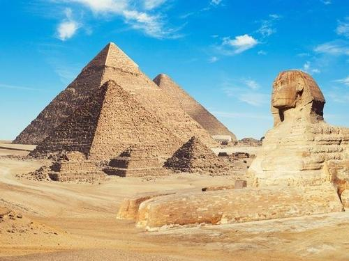 Mullingar travel - Cairo, nile and luxury beach break