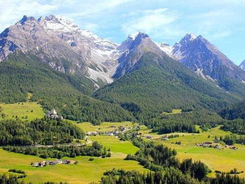 Mullingar travel - Glorious Switzerland