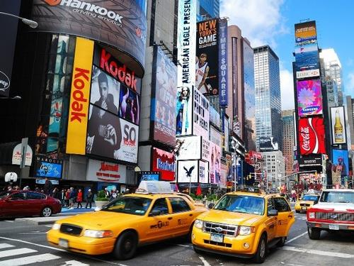New York for St.Patricks Day from €620pp