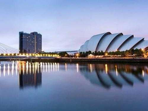 GLASGOW - GREAT BRITAIN