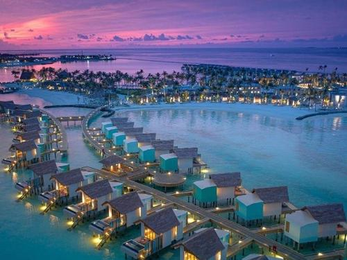 Hard Rock Hotel Maldives - 10 nights Half Board from €2274pp