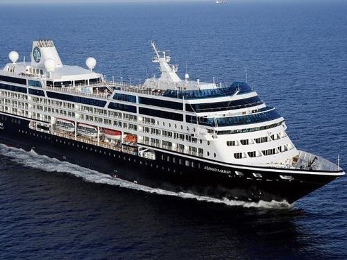 Azamara South America Cruise - 11 Nights - €3140pp**