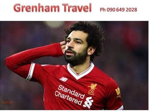 Grenham Travel - Liverpool Vs Everton 04th Dec 2019 fm €560