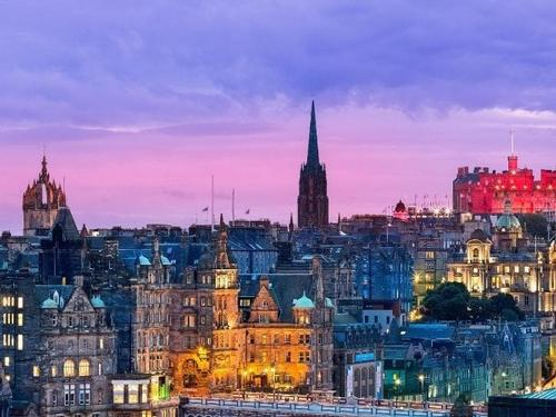 EDINBURGH- SCOTLAND