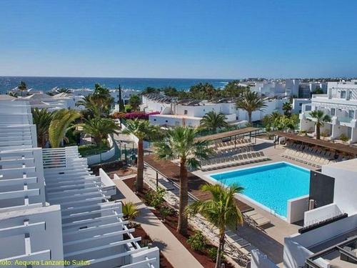 Las Palmas, Spain, 7 nights at 4* Aequora Lanzarote Suites from € 799 pp