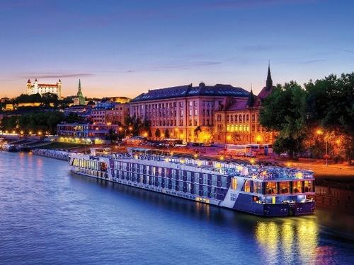MELODIES OF THE DANUBE  - NOW from €2609pp