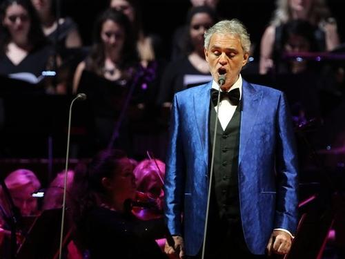 Andrea Bocelli Package