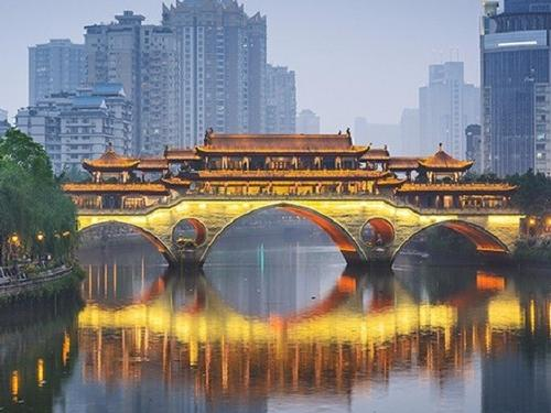 Grenham Travel - Majestic Yangtze - 14 Days fm  €3690 pps - Book before 31st Jan and SAVE €200 per person.