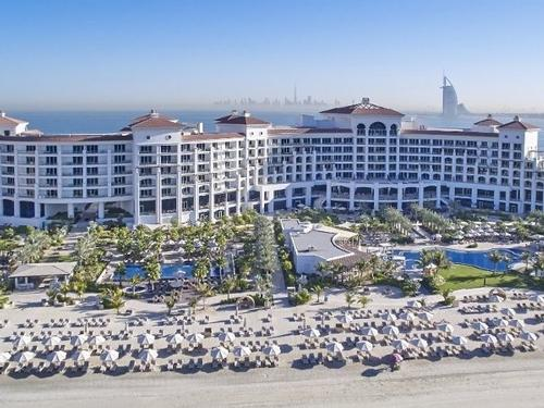 Waldorf Astoria Dubai Palm Jumeirah★★★★★  3 nights from €929pp