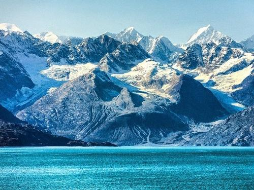 7 Nights Alaska Glacier Cruise from €1473pp
