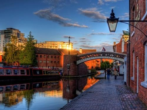 BIRMINGHAM - GREAT BRITAIN