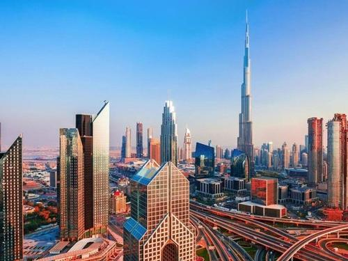DUBAI, 3 nights, from €839pp