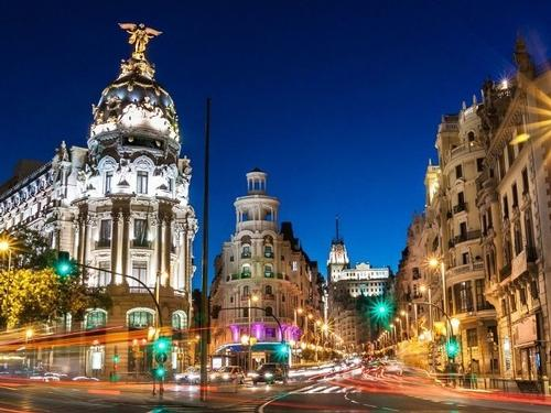 HOLIDAYS IN MADRID - SPAIN