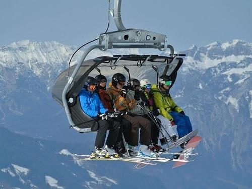 Group Ski Austria