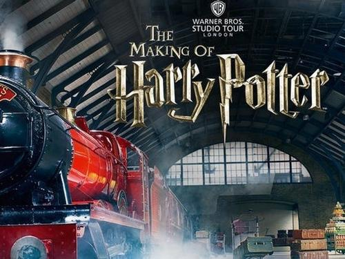 London Harry Potter Tour - 2 Nights - €330pp*