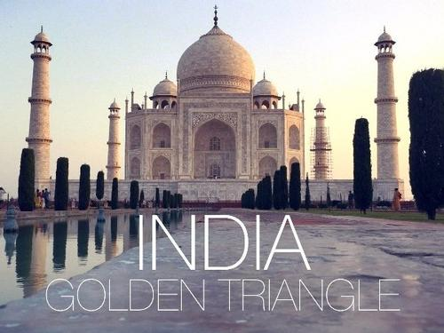 Mullingar Travel - India's Golden Triangle Tour From €1259 Per Person