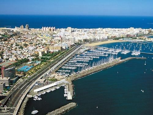 SUMMER HOLIDAY IN LAS PALMAS - SPAIN