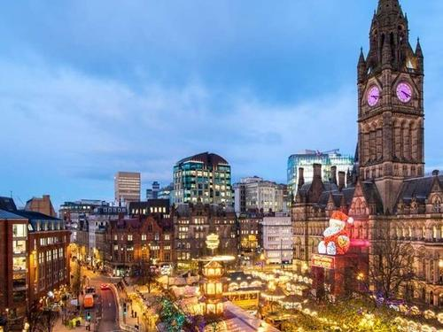 MANCHESTER - GREAT BRITAIN