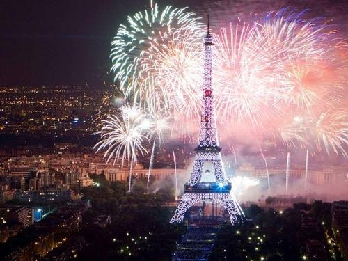 Mullingar Travel - New Years in Paris - 4 Nights from €512 per person