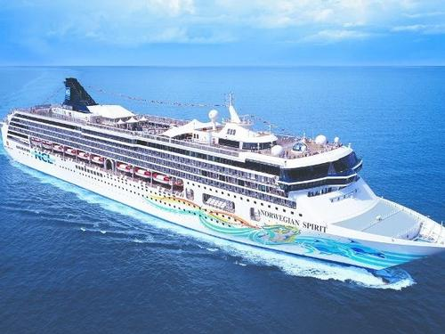 NORWEGIAN SPIRIT - from €1365pp