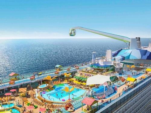 Greek Isles & Italy with Late Stays - Odyssey of the Seas - New Ship from €1299pp!!