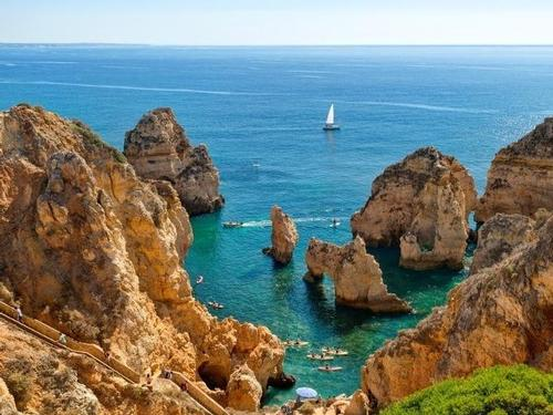 SUMMER HOLIDAYS IN LAGOS - PORTUGAL