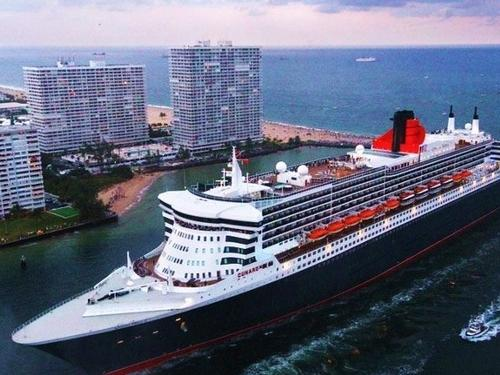 Mullingar Travel Malaysia & India Part World Cruise on  Queen Mary 2