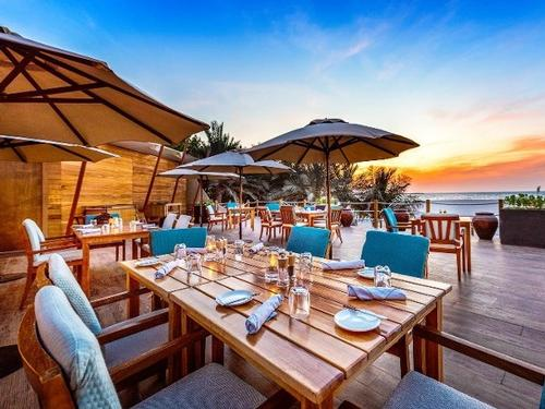 Ras Al Khaimah, United Atab Emirates,  4 nights at The Ritz-Carlton Ras Al Khaiman 5* from € 2279 pp