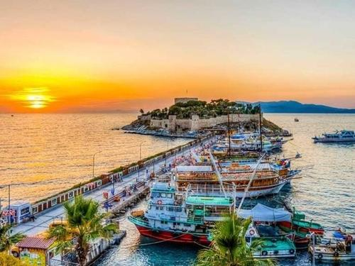 KUSADASI, TURKEY from €359pp