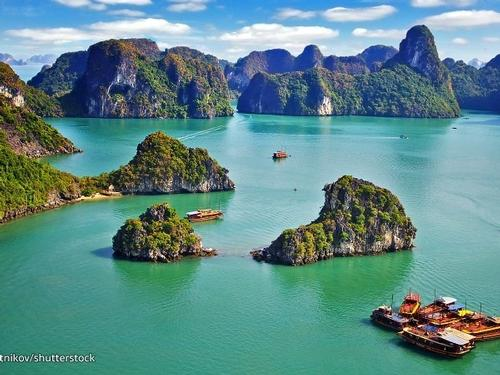 Extraordinary tours to Vietnam!  15 days from € 2990