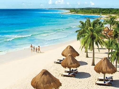 Grenham Travel - Mexico 5* family deal  @ Dreams Tulum Resort & Spa fm €4869.