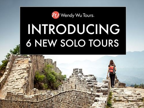 Mullingar Travel - Wendy Wu Solo Tours