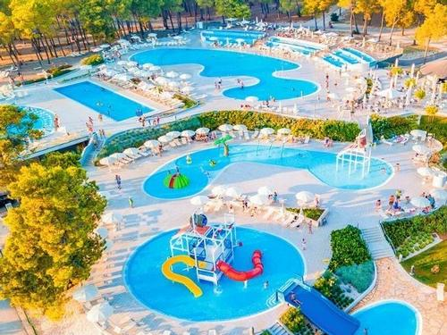 Camping Croatia - 7 Nights - €495pp