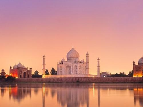 Grogan Travel - The Golden Triangle India Tour Autumn offer from €1,615 pps