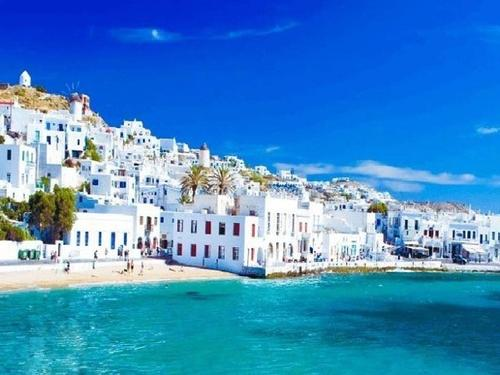 Greek Isles Cruise
