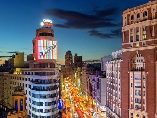 4 Night Madrid City Break
