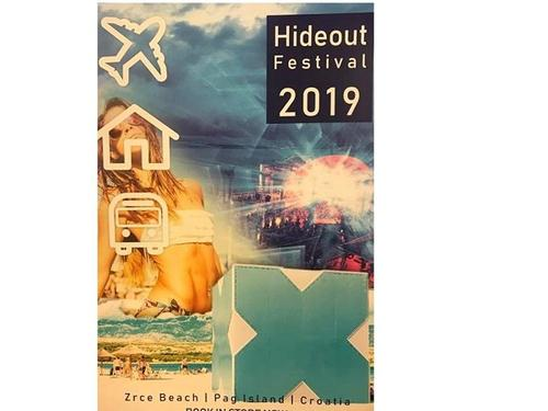 Grenham Travel - Why not check out the Hideout Festival 01 – 05 July 2019 in Croatia.